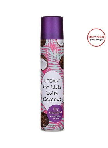 Urban Care Urban Care Go Nuts with Coconut Kuru Şampuan Renksiz